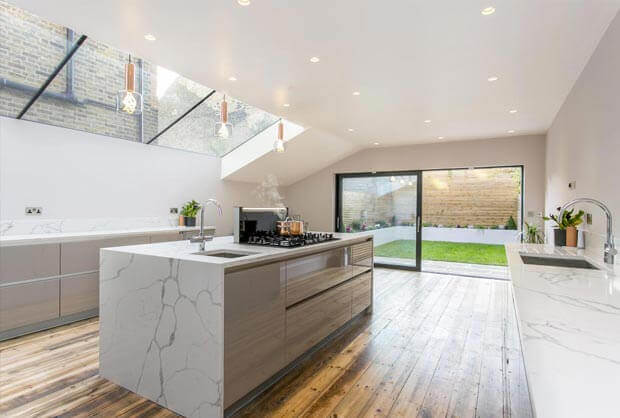 Quintas development – Stoke Newington