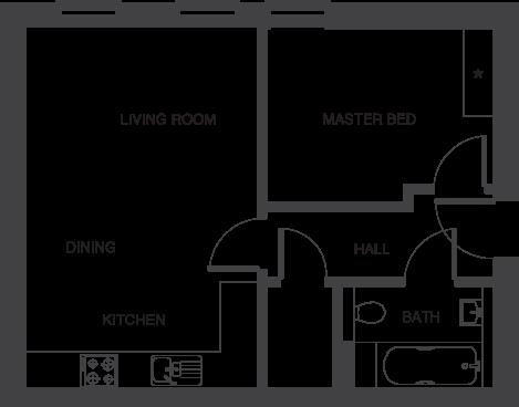 The Depot floorplans_apartment 5b